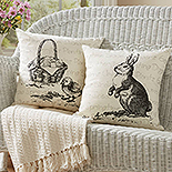 Spring Country Style Home Decor