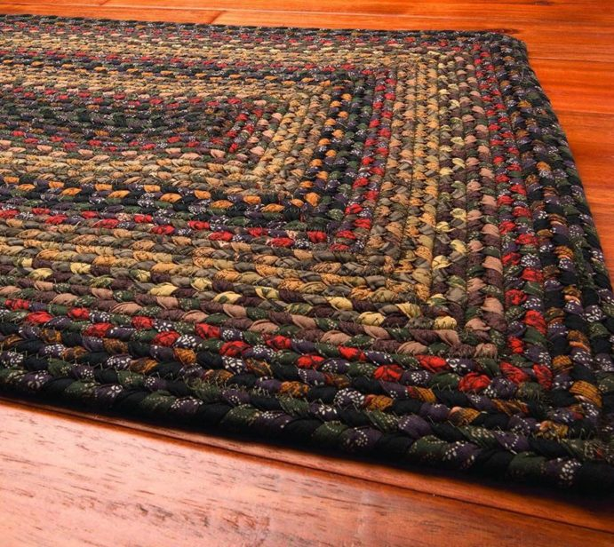 Country Style Braided Cotton Rugs Enigma