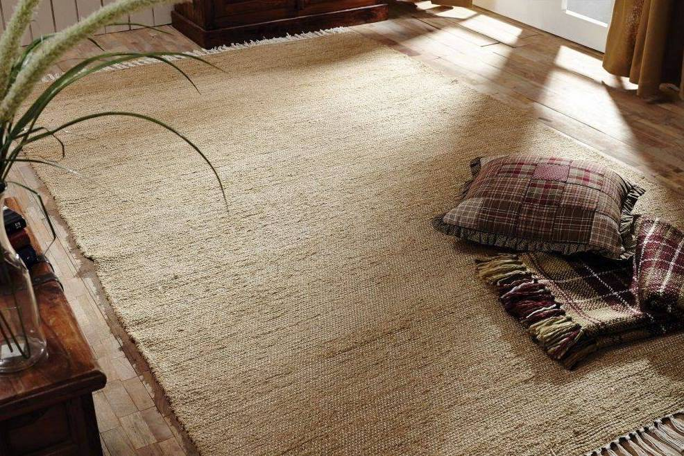 Jute Rugs Things You Should Know Pickndecor Com Lovely Burlap Rug Diy