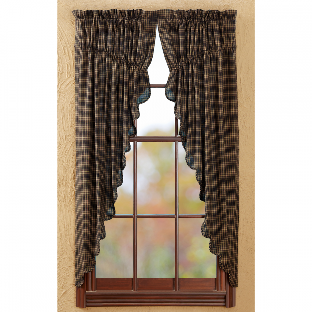Country Prairie Curtains