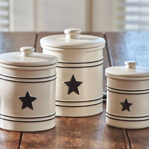 country kitchen canisters sets farmhouse kitchen country canister set 6012