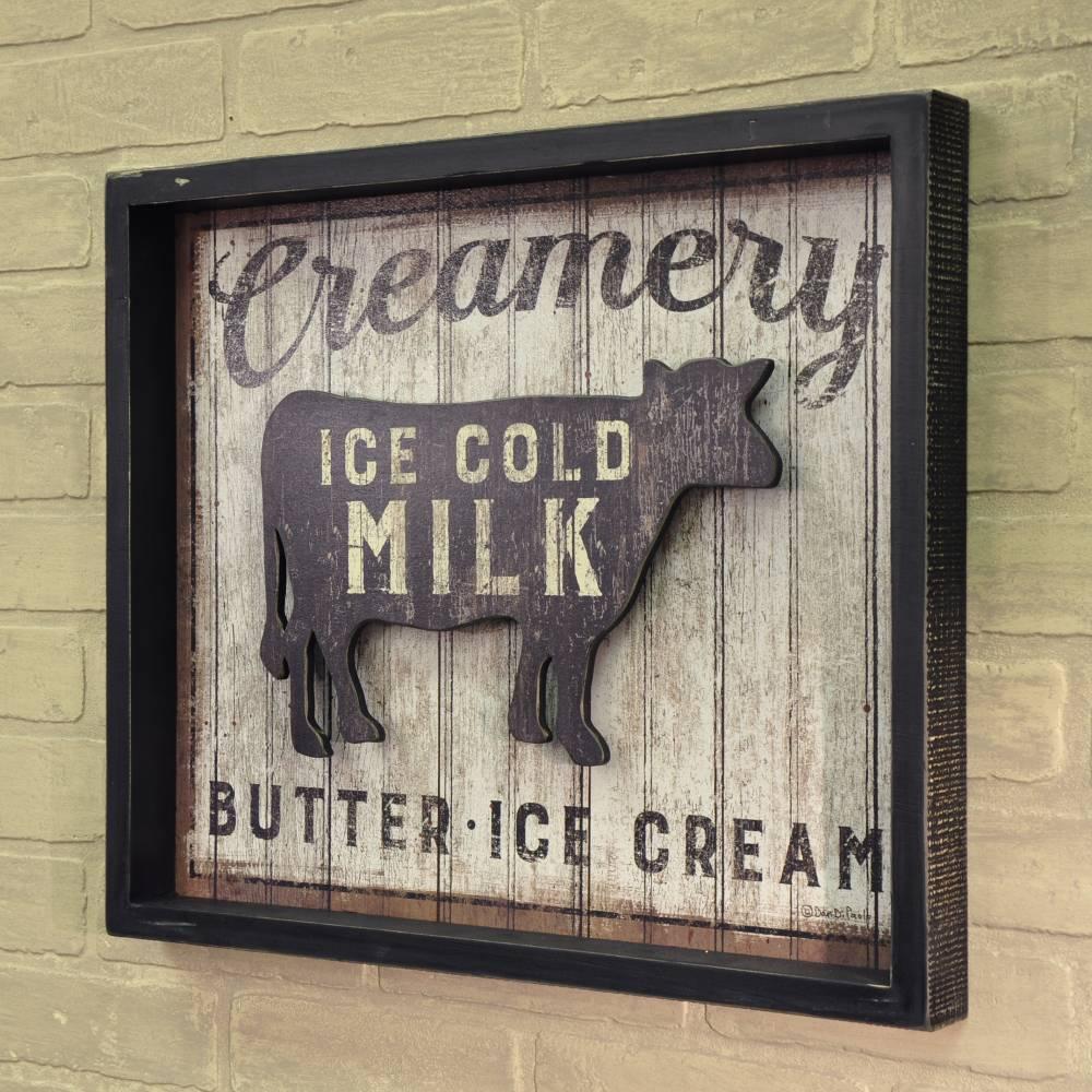 Creamery Sign Piper Classics