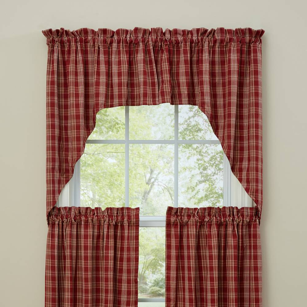 of valance window pleated country for best swag curtain curtains living simple valances design room also panels
