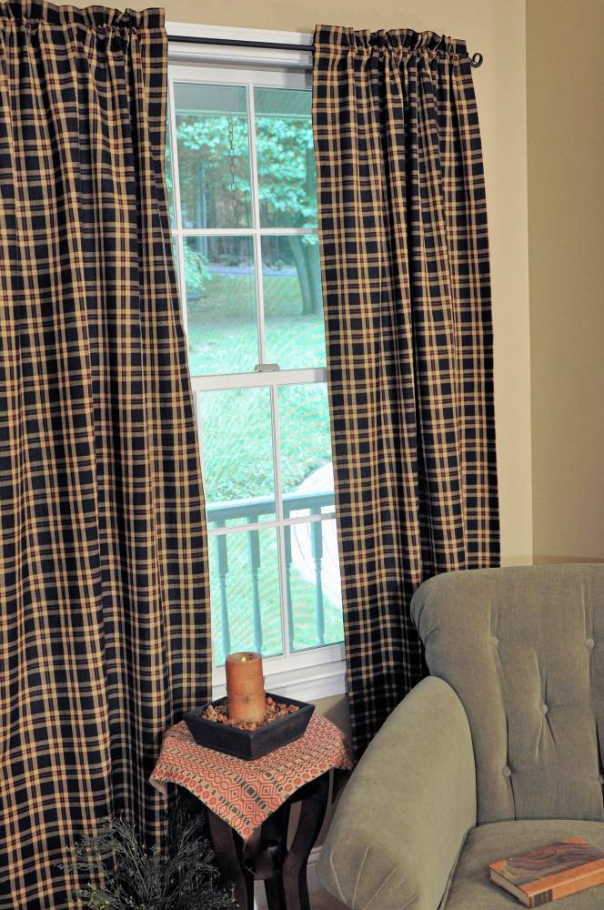 Country Drapes And Panel Curtains Cambridge Panels 84 Quot