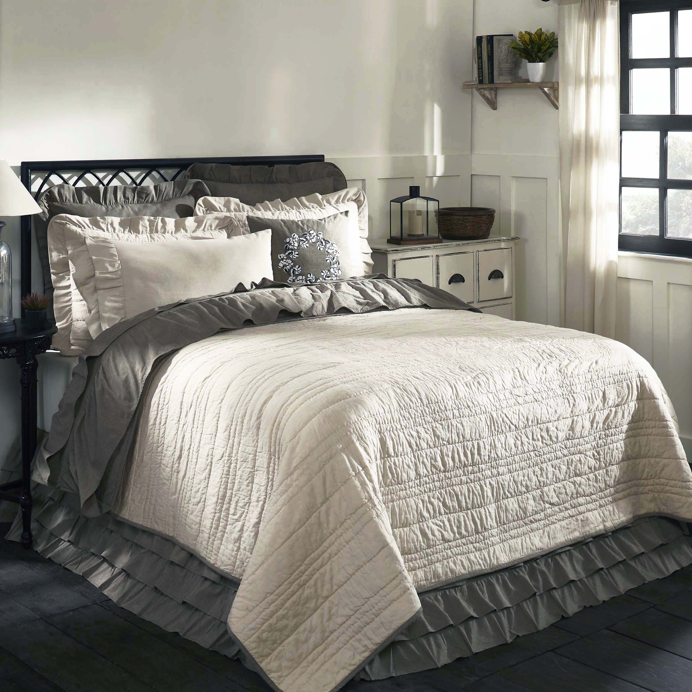 pin king cover duvet cal silver set lydia piece
