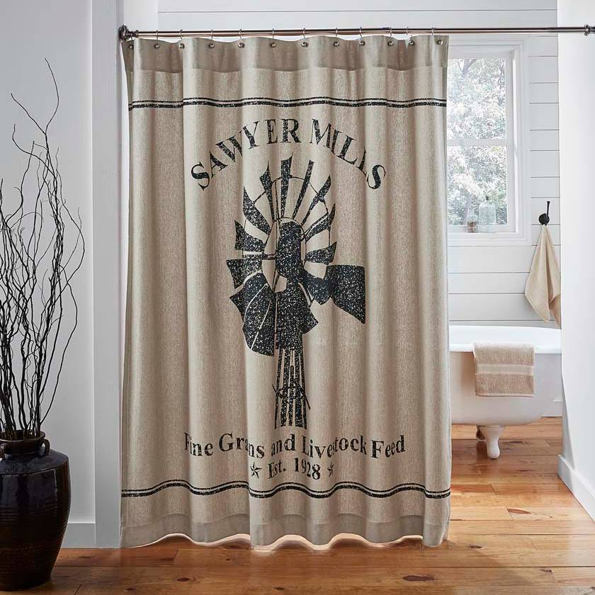 Target S Spring 2017 Home Decor Collections Are Everything: Sawyer Mill Shower Curtain