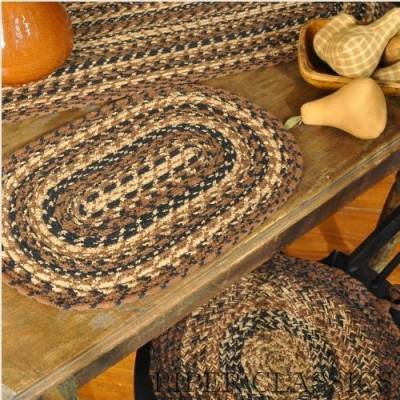 Braided Placemats & Accessories