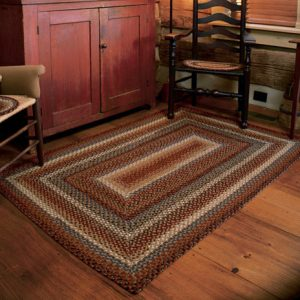 Braided Cotton Area Rugs
