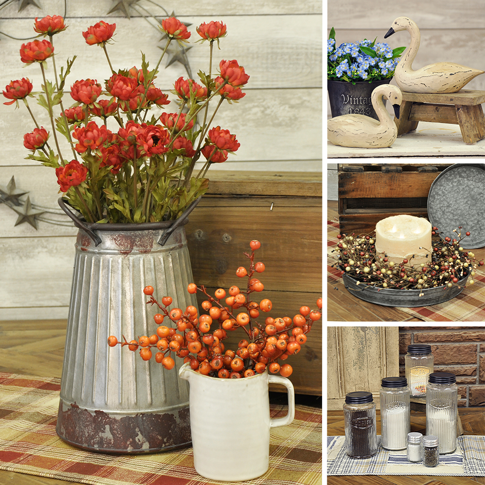 Classic Country Décor