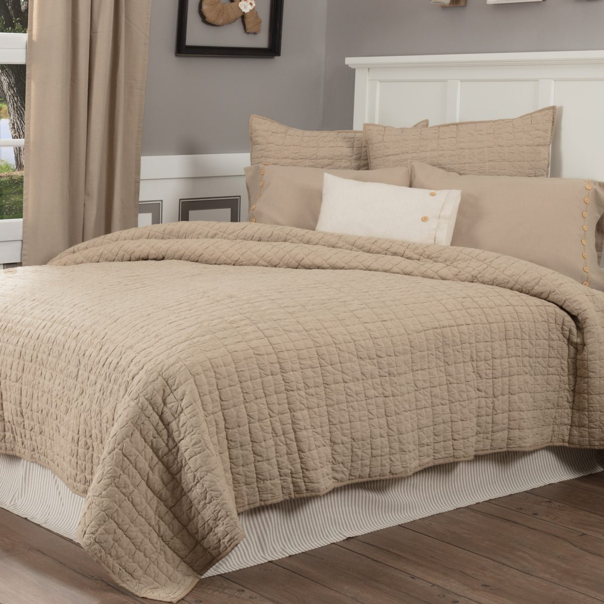 Clara's Cottage Taupe Collection
