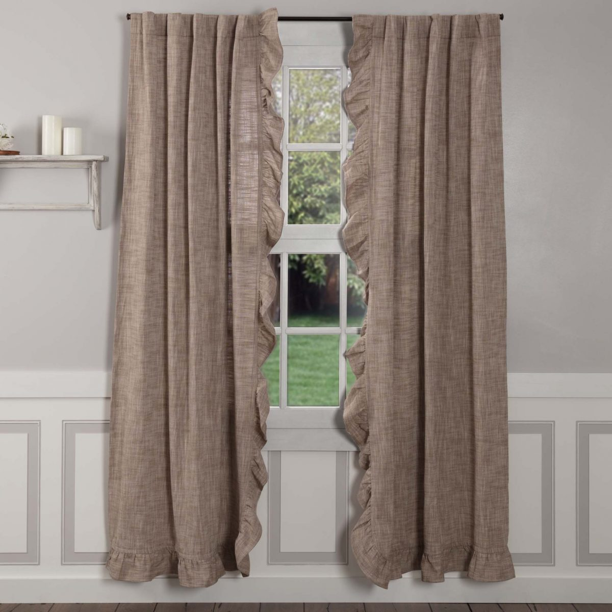 Buy Country Curtains & Farmhouse Style Decor - Free Shipping