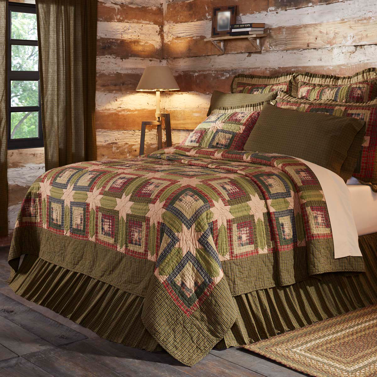 watermark mom crazy cabin wonky quilts quilt log cabins
